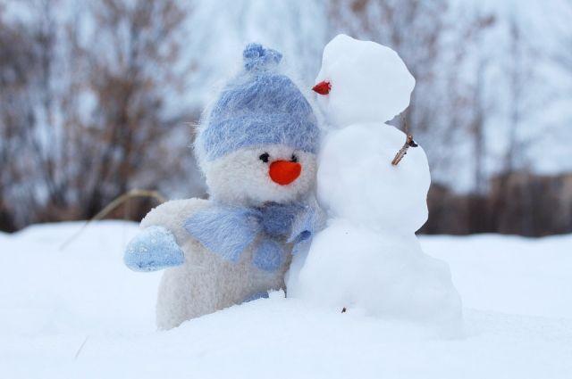 В мире день снега отмечают седьмой год