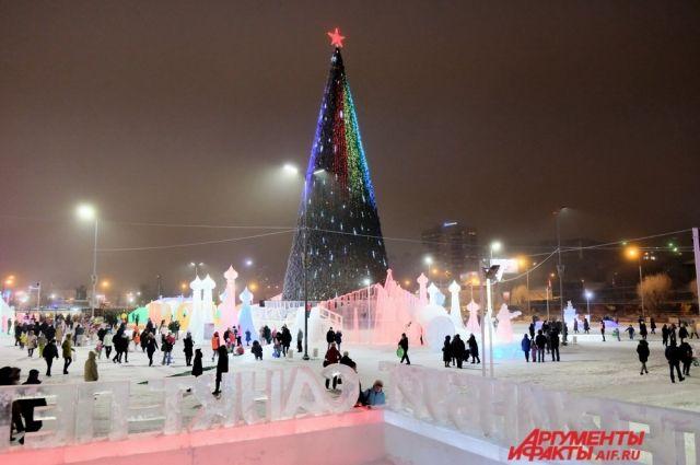 Первые состязания пройдут сегодня, 3 января. Откроет кубок театр огня «Астрерия» из Березников.