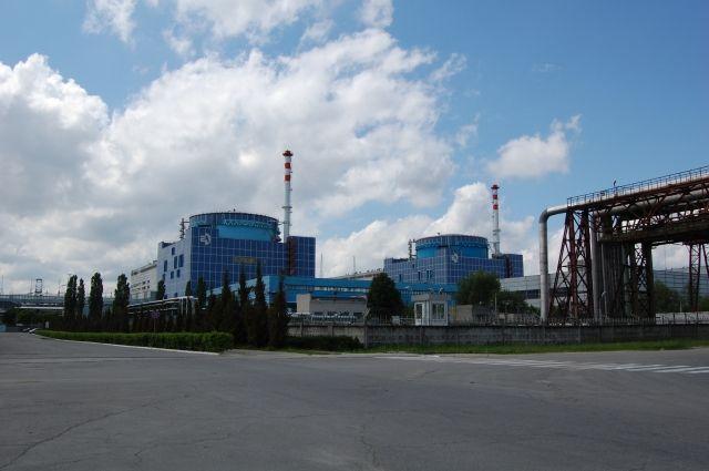 НаХмельницкой АЭС произошел сбой вработе энергоблока