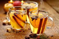 Зимние напитки помогут не только согреться, но и укрепить иммунитет.