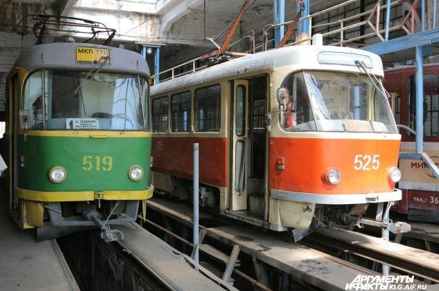 В Нижнем Новгороде временно сокращают три маршрута трамваев.