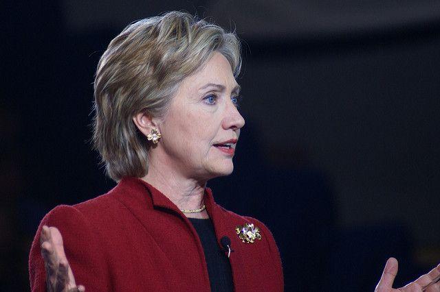 Пожар произошел вдоме Билла иХиллари Клинтон