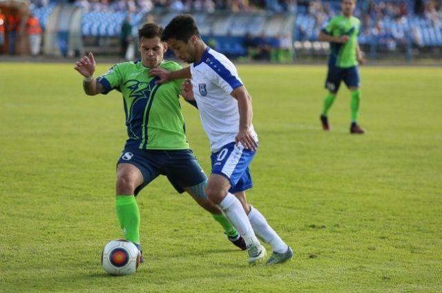 Защитник Руслан Магаль подписал контракт с калининградской «Балтикой».