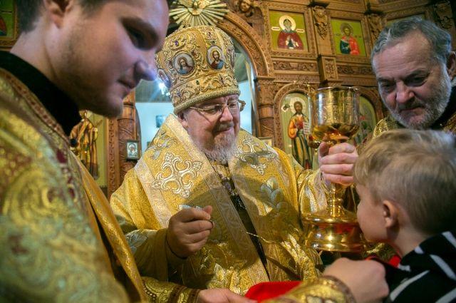 Митрополит Пантелеимон возглавит праздничные богослужения в  Красноярске и Ачинске.