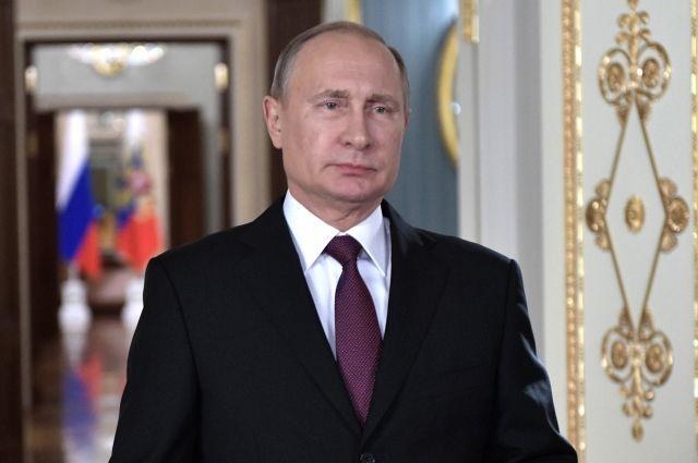 В РФ начался сбор подписей вподдержку самовыдвижения Владимира Путина