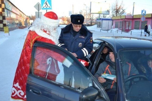 Жители Тогучинского района получили подарки.