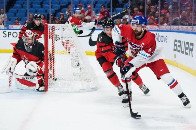 Женская сборная Российской Федерации U18 впервый раз обыграла Канаду врамках чемпионатов мира