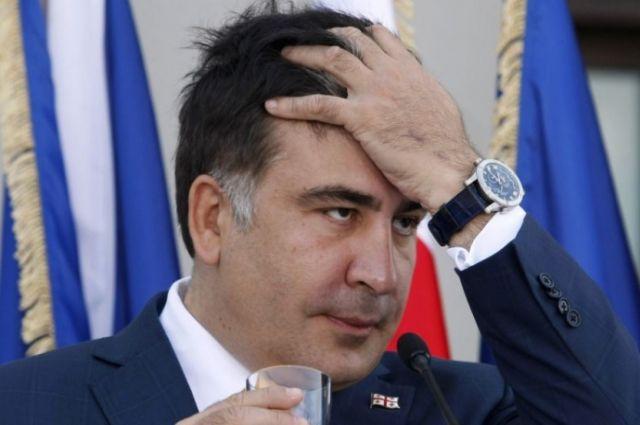 В Грузии Саакашвили приговорили к трем годам лишения свободы
