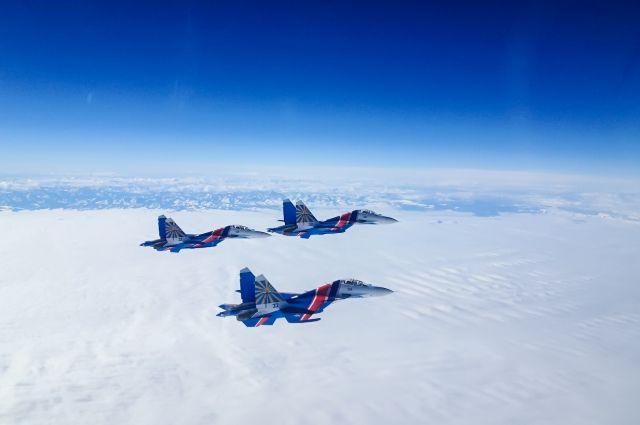 Морская авиация Российской Федерации получит новые Су-30СМ