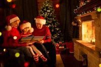Семейное чтение: топ-5 современных украинских произведений на Рождество