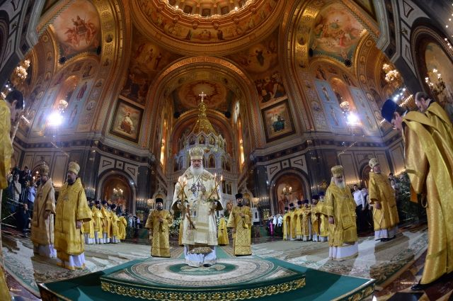 Православные камышане готовятся встретить Рождество: в17 часов начнется всенощное бдение