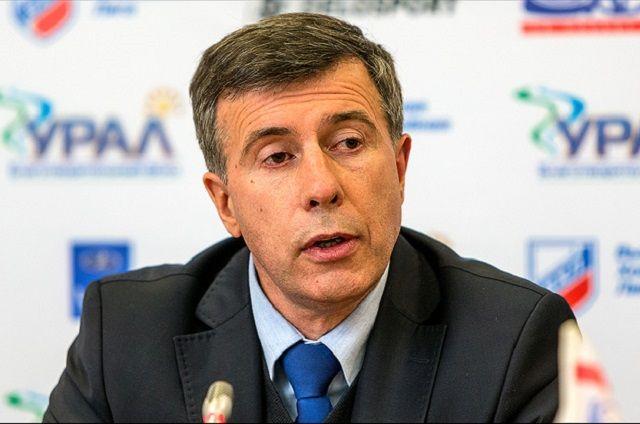 Игорь Жилинский уже приступил к работе.