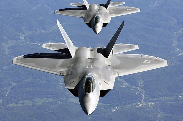Россия получила кладезь информации оновейших американских самолетах,