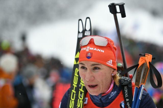 Биатлонистка Кузьмина одолела вгонке преследования наэтапеКМ вОберхофе