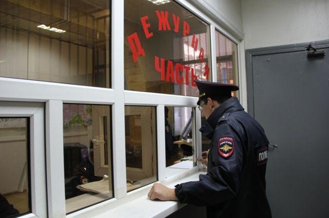 ВКрасноярске задержанный поджег отделение милиции