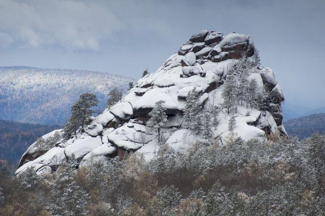Невероятная красота и мощь сибирской природы не оставила никого равнодушным.
