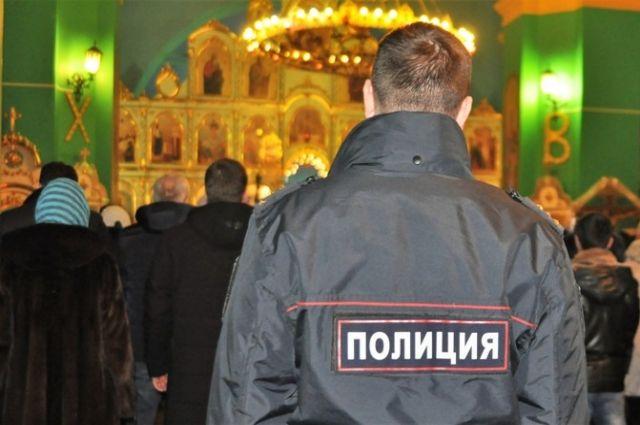Охрану социального порядка вРождество несет тысяча волгоградских полицейских
