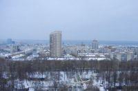 Средняя температура воздуха во второй декаде января ожидается намного ниже, чем в первой декаде.