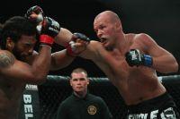 Шлеменко в этом году провёл три триумфальных боя.