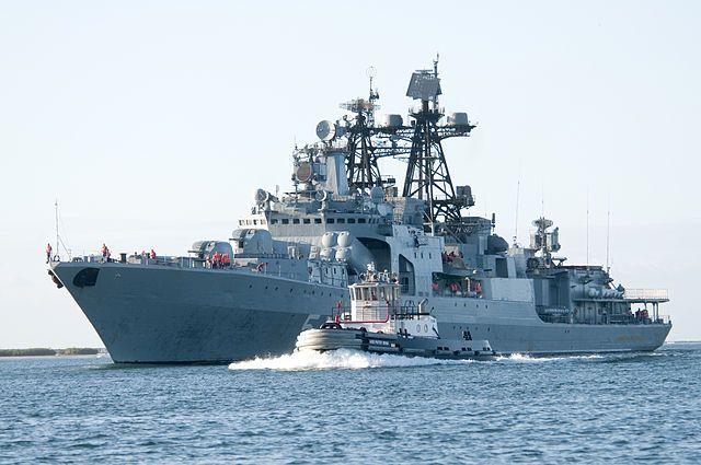 Корабли «Адмирал Пантелеев» и «Борис Бутома» вернулись во Владивосток