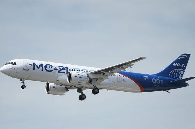 Рогозин назвал сроки начала тестирования 2-го МС-21