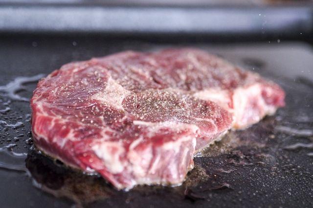 Мясо вернули в Казахстан.