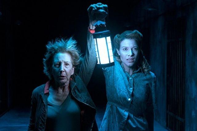 Кинотеатр «Синема» разыгрывает билеты на фильм «Астрал 4: последний ключ».