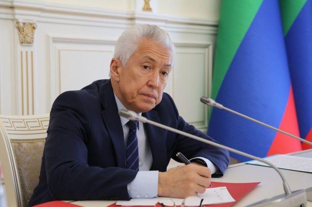 Рейтинг влиятельности руководителя Дагестана вырос надва пункта