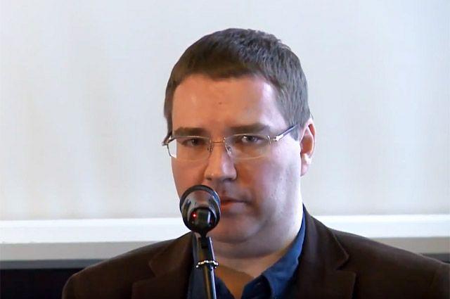 Олег Репченко.