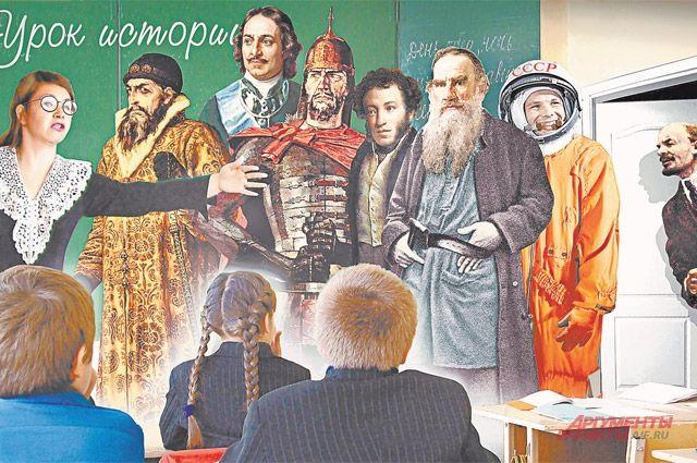 «Не уничтожат Россию никогда. Потому что Достоевский останется, Пушкин останется, Тютчев...»