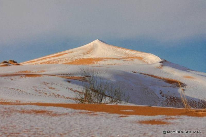 Снег растаял буквально за день, поскольку температура воздуха существенно поднялась.