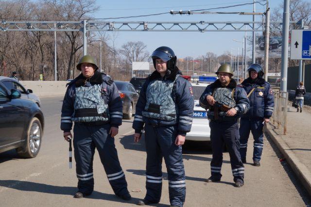 Все силы полиции на борьбу с окурками?