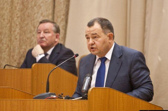 Борис Трофимов и Александр Карлин.