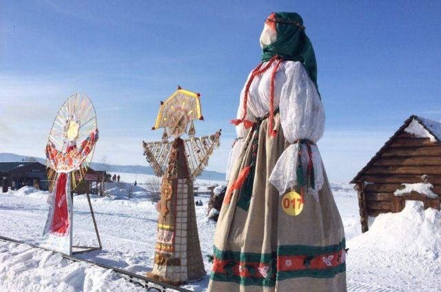 Сибирская Масленица на Алтае