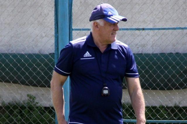Главный тренер брянскогоФК «Динамо» покинул команду