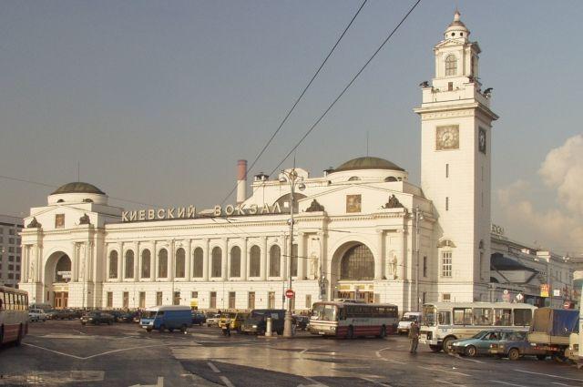 Милиция проверит три столичных вокзала после звонка оминировании
