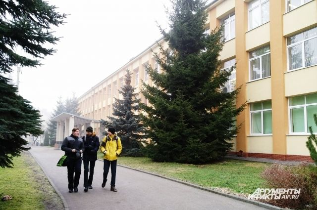 ВКалининграде возбудили дело против директора лицея №49