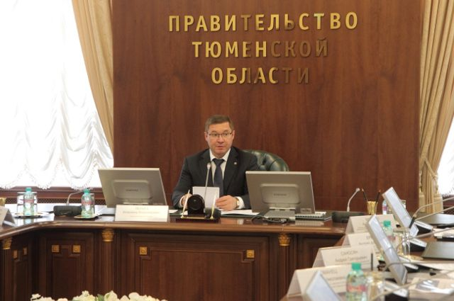 По решению Якушева погорельцам выделят средства из бюджета области