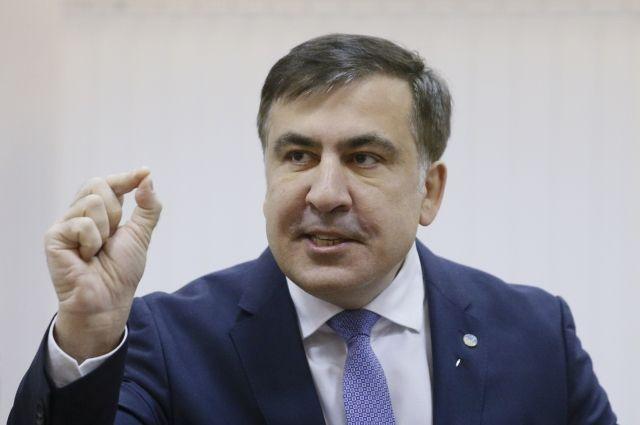 СБУ допросила Саакашвили оего политических планах