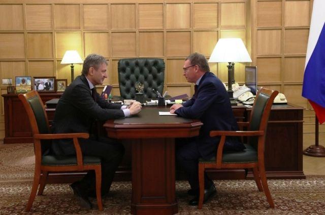 В ходе совещания чиновники обсудили итоги сельскохозяйственного года в Омской области.