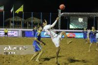 Сборную Украины по пляжному футболу пригласили на Persia Cup