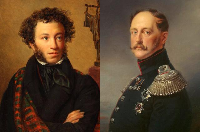 Николай I всегда проявлял благосклонность к поэту.