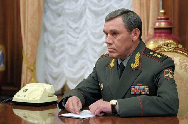 Руководителя ГенштабовВС Российской Федерации иСША обсудили ситуацию вСирии