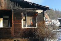 Когда пожарные приехали на место происшествия, часть крови дома уже обрушилась.