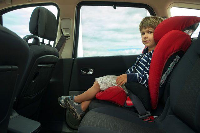 Кемеровских водителей ожидает рейд «Юный пассажир».