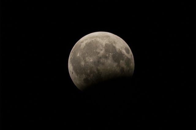 Полное лунное затмение смогут наблюдать нижегородцы вконце января