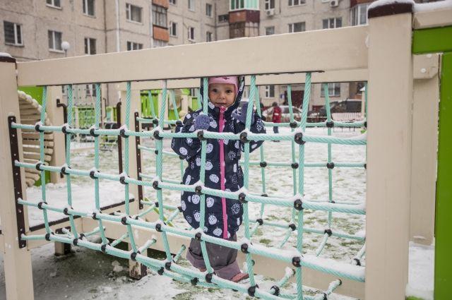 Об рискованных детских площадках просят сообщать граждан Ставрополя