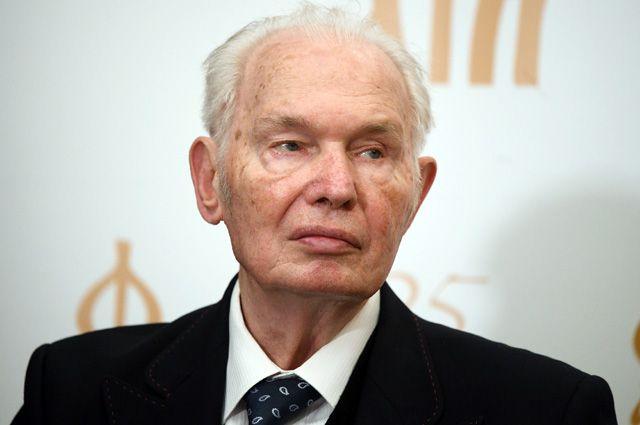 Валерий Ганичев.