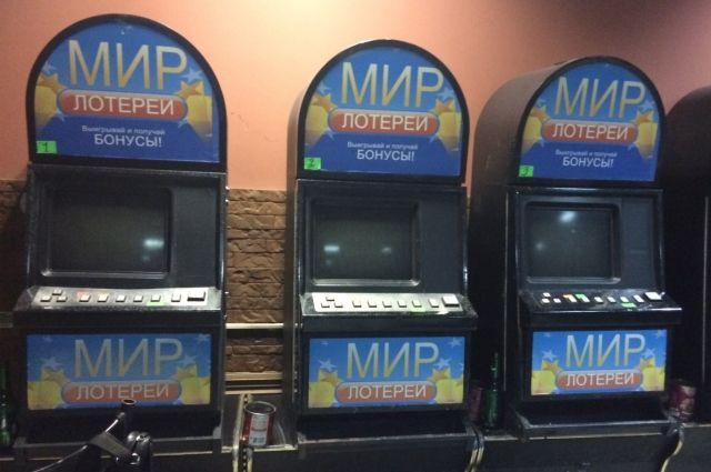 Пятеро нижегородцев попались на организации и проведении азартных игр