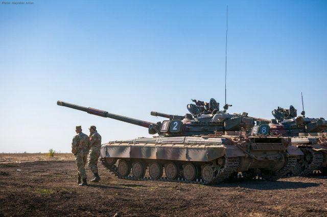 Харьковский государственный завод продал партию танков в Таиланд